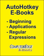ComputorEdge AutoHotkey E-Books