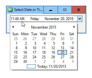Inserting Future (or Past) Dates and Times with AutoHotkey