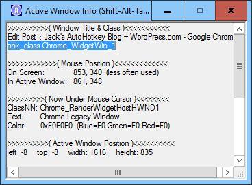 Alt tab autohotkey windows 8