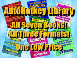 AutoHotkey Library Deal