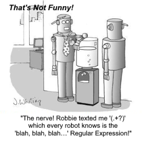 regexrobotcartoon