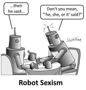 robotsexism
