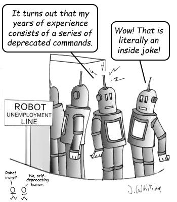 DeprecatedRobot